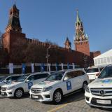Прикамские призеры Олимпиады получили автомобили от премьера